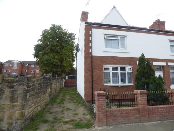 Thumbnail End terrace house for sale in St. Johns Road, Wrexham, Wrecsam