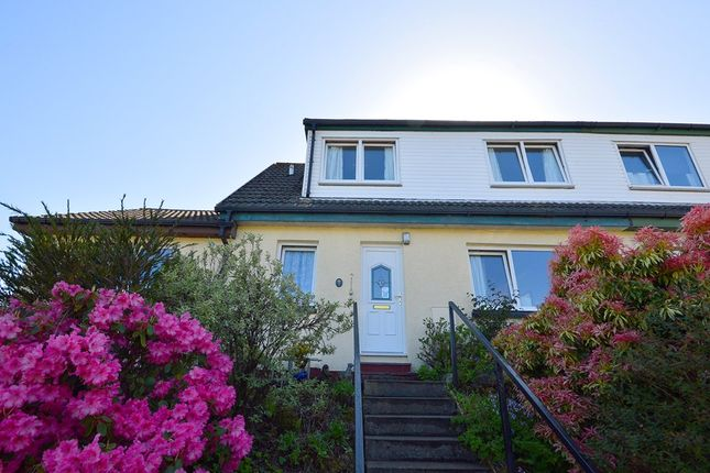 Thumbnail Semi-detached house for sale in Roneval, Viewmount Drive, Tobermory