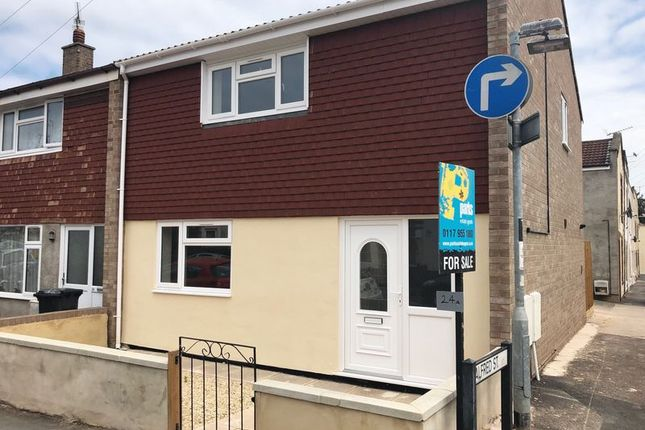 Thumbnail End terrace house for sale in Victoria Parade, Redfield, Bristol