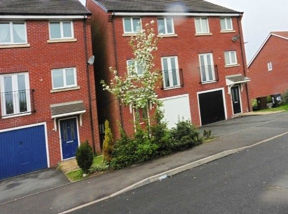 Thumbnail Town house to rent in Holcroft Drive, Abram, Wigan