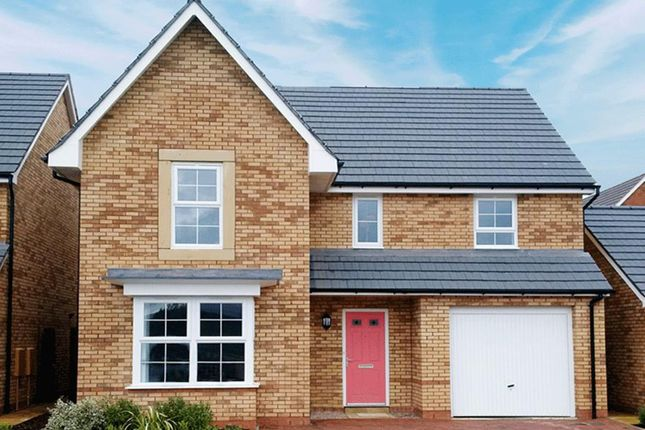 "Thumbnail Detached house for sale in ""Halesowen"" at Carters Lane, Kiln Farm, Milton Keynes"