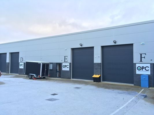 Thumbnail Industrial for sale in Three Michaels Yard Industrial Estate South, Carterton