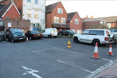 Commercial property to let in Parking Spaces, Rear Of 49 Cheap Street, Newbury