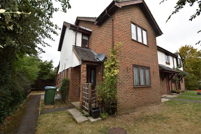 Thumbnail End terrace house to rent in Westmorland Drive, Warfield, Berkshire