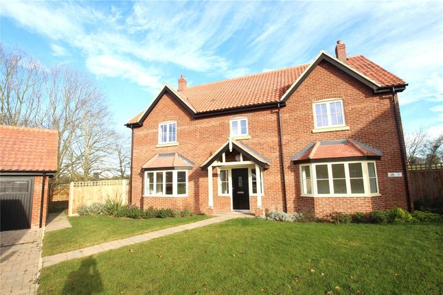 Thumbnail Detached house for sale in Townhouse Road, Costessey, Norwich, Norfolk