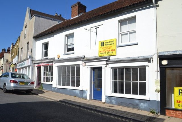 Thumbnail Retail premises for sale in 19-21 Market Street, Alton
