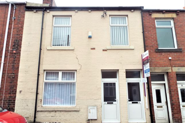 Thumbnail Flat for sale in Palmer Street, Stanley, County Durham