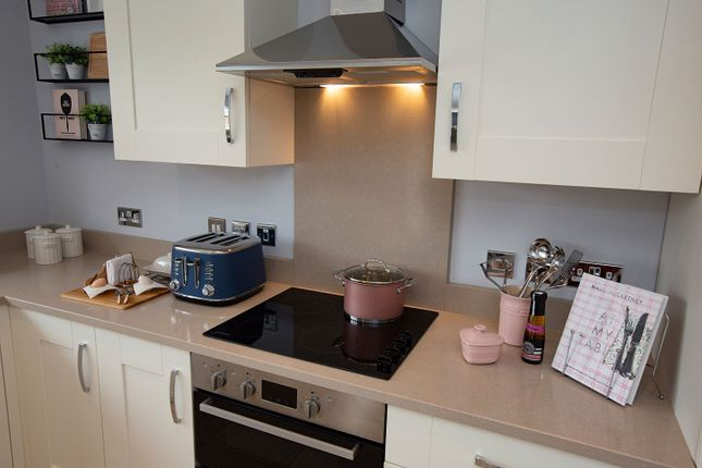 """2 bedroom bungalow for sale in """"The Willow"""" at Poppy Drive, Sowerby, Thirsk"""