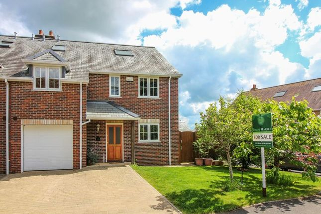 Thumbnail Property for sale in Badgers Close, Bourton, Gillingham