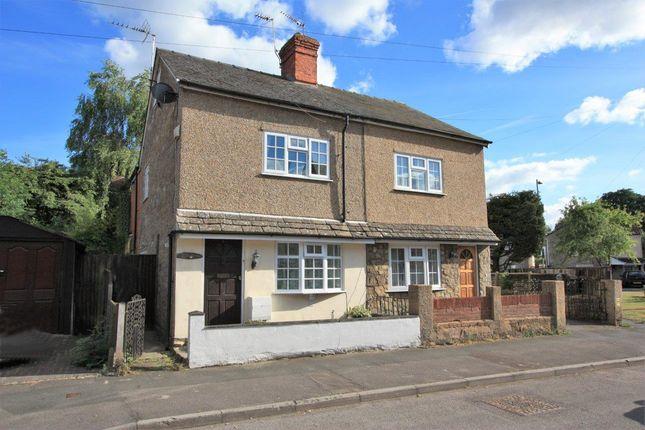 Semi-detached house for sale in Church Street, Swindon
