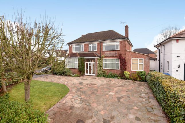 Thumbnail Detached house to rent in Bury Street, Ruislip, Middlesex