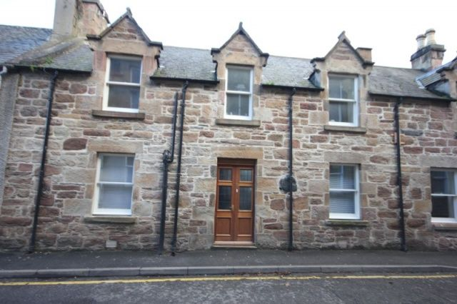 Thumbnail Terraced house for sale in Church Street, Dingwall, Highland