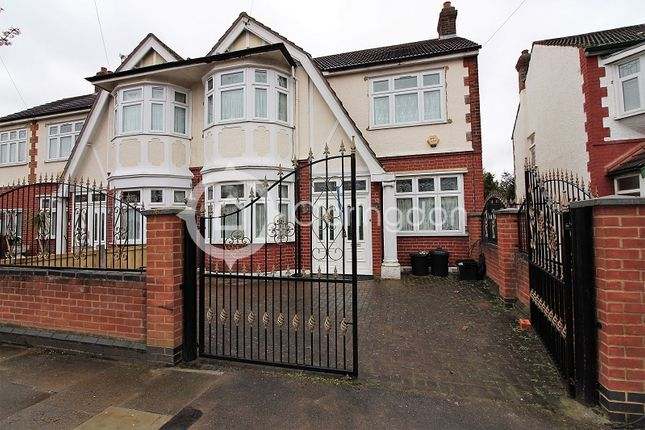 Thumbnail Property to rent in Sunnymede Drive, Ilford, Essex.