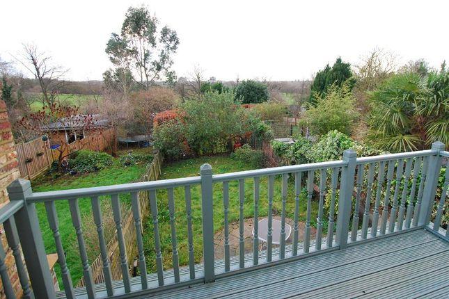 Garden Terrace & Views