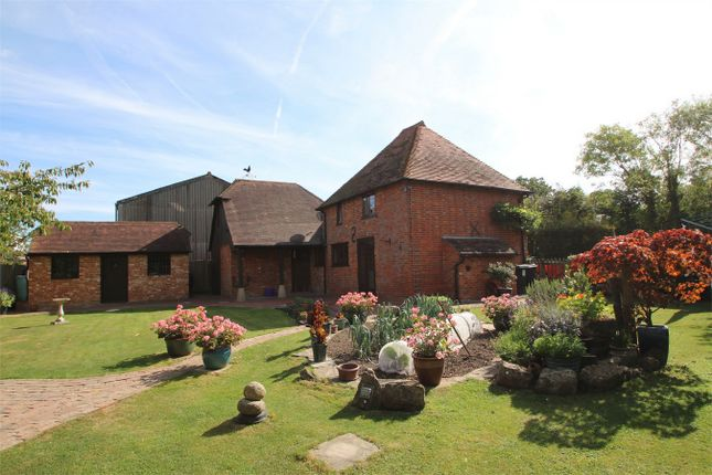 Thumbnail Detached house for sale in The Coach House, Old Surrenden Manor Road, Bethersden, Kent