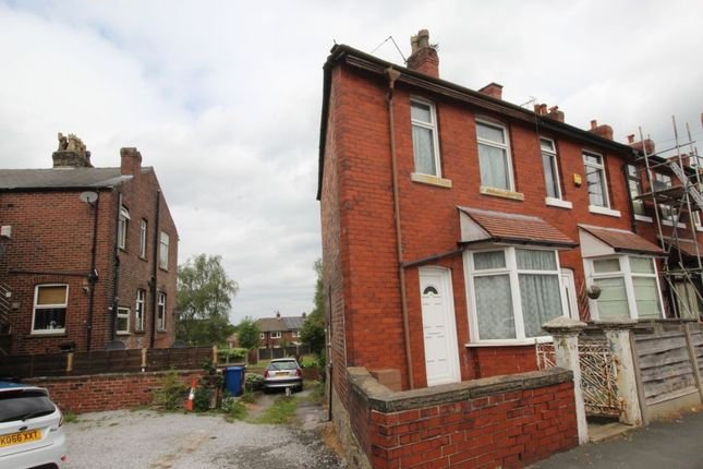 Thumbnail Terraced house for sale in Goyt Avenue, Marple, Stockport