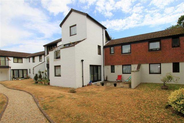 Thumbnail Flat for sale in Lymington Road, Christchurch, Dorset