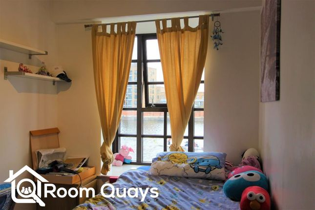 Thumbnail Shared accommodation to rent in Rope Street, London