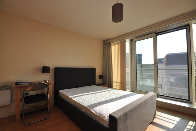 Studio to rent in Gunwharf Quays, Portsmouth
