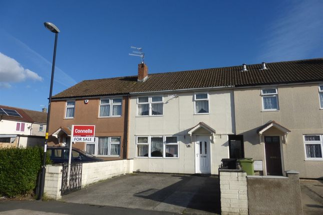 3 bed terraced house for sale in Maynard Road, Hartcliffe, Bristol