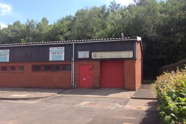 Thumbnail Industrial to let in 8, Pontnewynydd Industrial Estate, Pontnewynydd, Pontypool NP4, Pontypool,