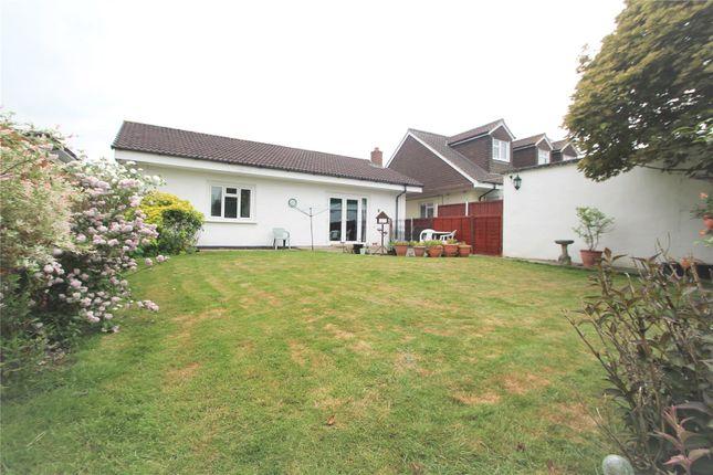 Thumbnail Detached bungalow for sale in Brookmead, Hildenborough, Tonbridge