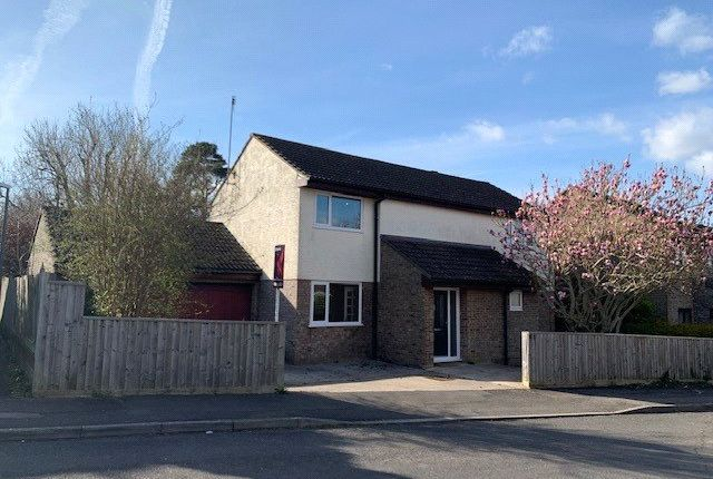 Thumbnail Detached house for sale in Lytes Cary Road, Keynsham, Bristol, Somerset