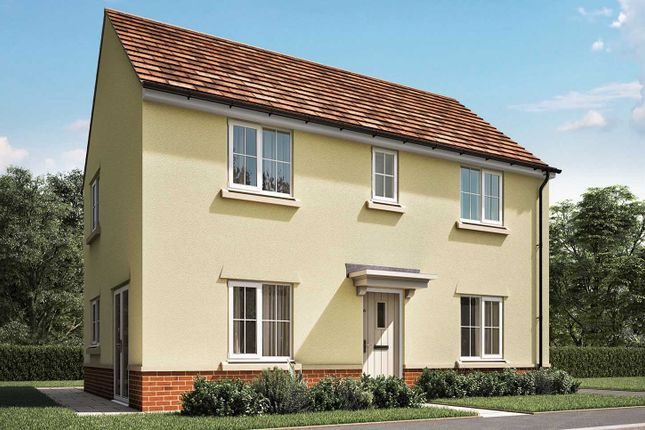 """Thumbnail Detached house for sale in """"The Mountford"""" at Butt Lane, Thornbury, Bristol"""