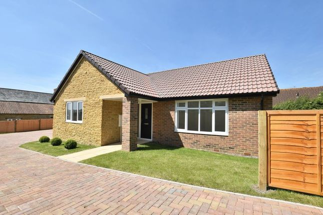 Thumbnail Detached bungalow for sale in East Street, Martock