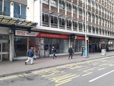 Thumbnail Retail premises to let in Units 6 & 7, St David's House, Wood Street, Cardiff