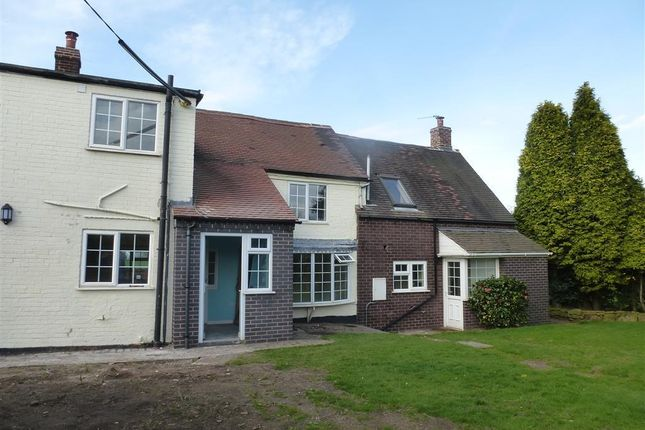 Thumbnail Detached house to rent in Whateley Lane, Whateley, Tamworth