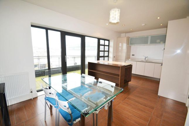Thumbnail Terraced house to rent in Stroudley Road, Brighton