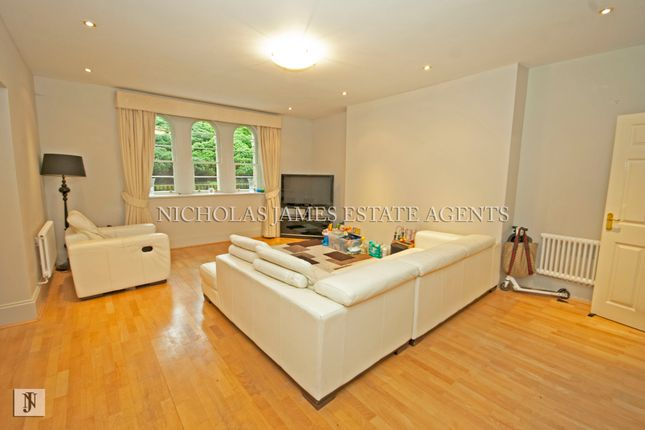 Thumbnail Flat to rent in Princess Park Manor, Royal Drvie New Southgate