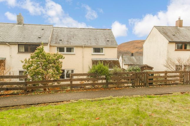 Thumbnail End terrace house for sale in Caledonian Road, Corpach, Fort William, Inverness-Shire