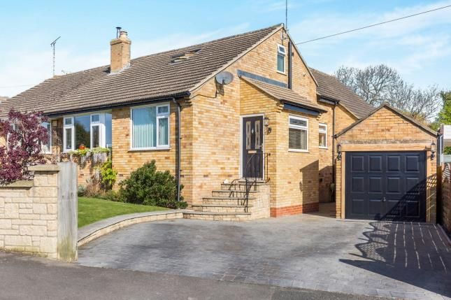 Thumbnail Semi-detached house for sale in Orchard Road, Winchcombe, Cheltenham, Gloucestershire