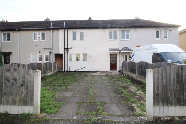 Thumbnail Semi-detached house for sale in Newville Drive, Withington, Manchester