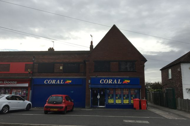 Thumbnail Retail premises for sale in Ditchfield Road, Widnes, Lancashire WA8, Widnes,