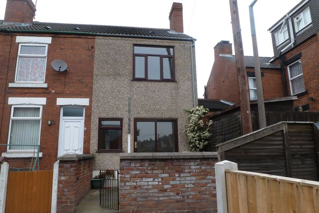 Thumbnail End terrace house to rent in Second Avenue, Ilkeston