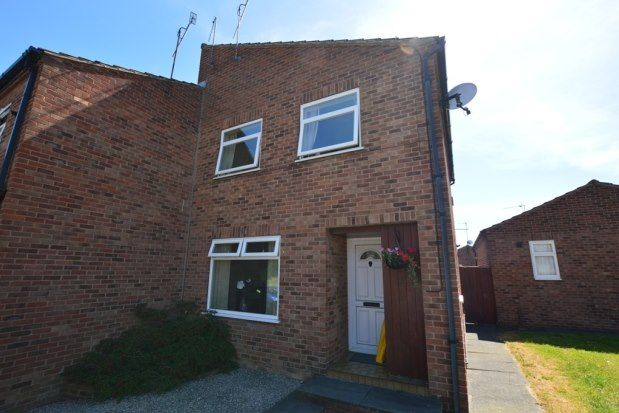 Thumbnail Property to rent in Holme Hall Crescent, Chesterfield