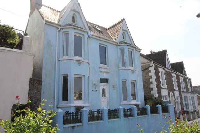 Thumbnail Detached house for sale in Polkirt Hill, Mevagissey, St. Austell