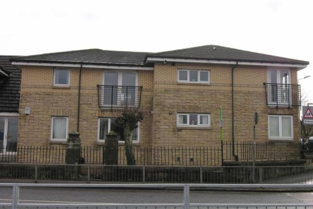 Thumbnail Flat to rent in Manse Mews, Newmains, Wishaw