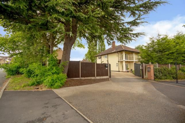 Thumbnail Detached house for sale in Lowes Court, Nicholas Road, Bramcote, Nottingham