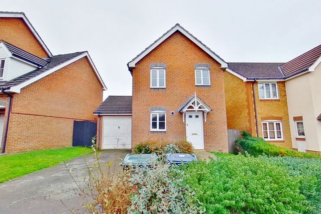 3 bed detached house for sale in Blossom Lane, Orchard Heights, Ashford, Kent TN25