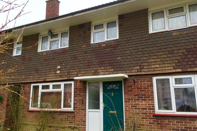 Thumbnail Terraced house to rent in Morcom Road, Dunstable