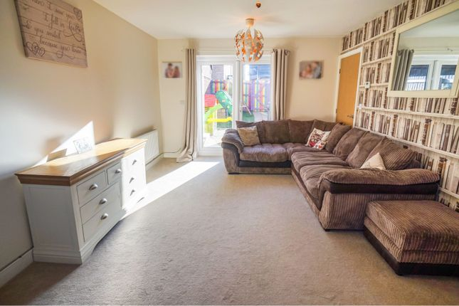 Lounge of Ivy Bank, Witham St Hughs LN6