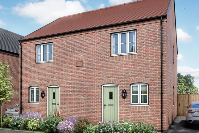 Thumbnail Semi-detached house for sale in Holborn View, Codnor, Ripley