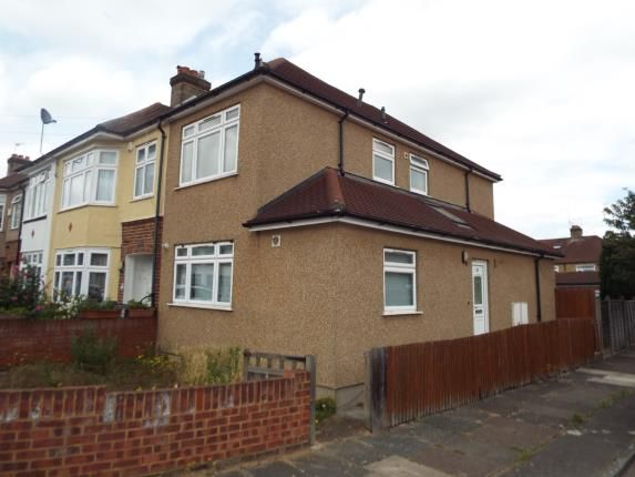 Thumbnail End terrace house for sale in Chester Gardens, Enfield