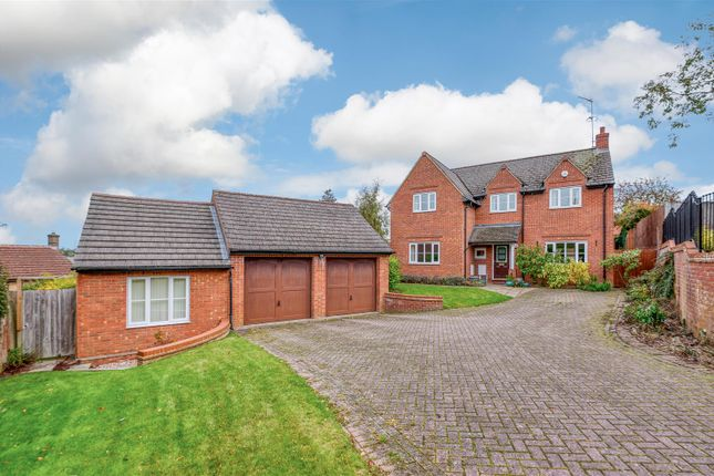 Thumbnail Detached house for sale in Pytchley Drive, Long Buckby, Northampton