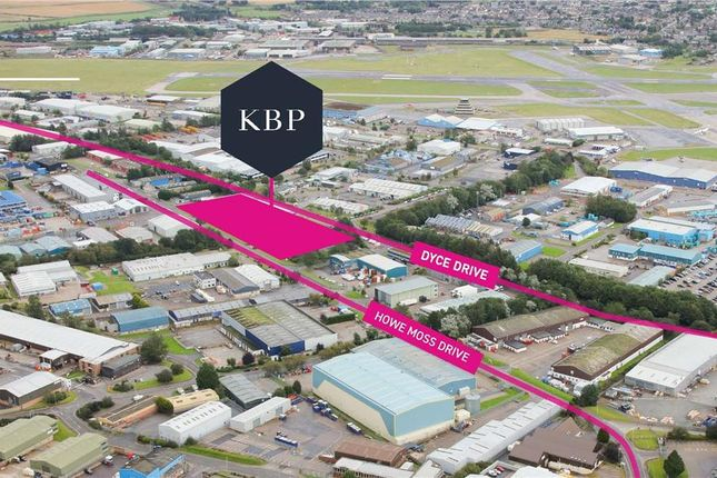 Thumbnail Light industrial to let in Kirkhill Business Park, Howe Moss Drive, Dyce, Aberdeen