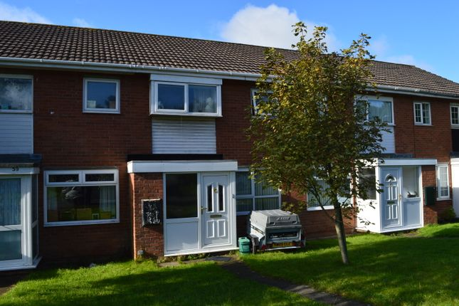 Thumbnail Terraced house for sale in Monmouth Way, Llantwit Major